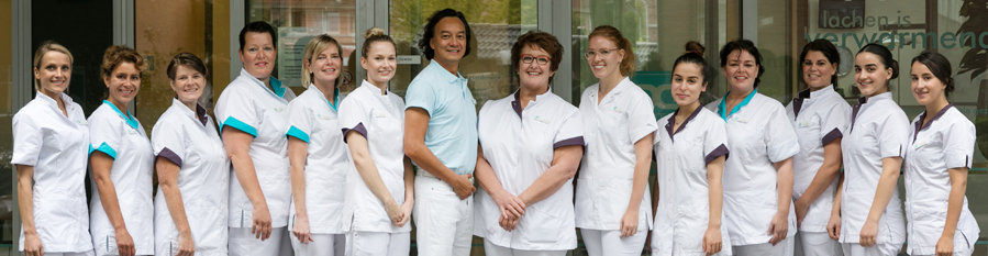 tandarts Harderwijk - team Dental Clinics Harderwijk