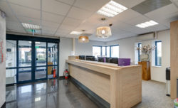 tandartspraktijk Joure - interieur Dental Clinics Joure