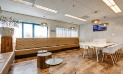 tandartspraktijk Joure - wachtruimte Dental Clinics Joure