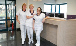 tandartspraktijk Joure - receptie Dental Clinics Joure