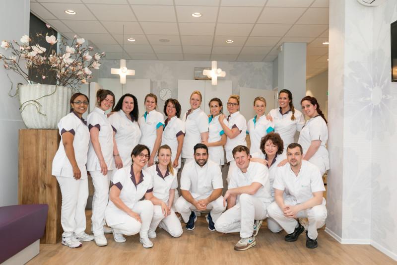 tandarts Utrecht Noordoost - team Dental Clinics Utrecht Oudenoord
