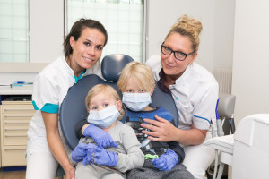 Child-friendly treatment at dentist Amsterdam