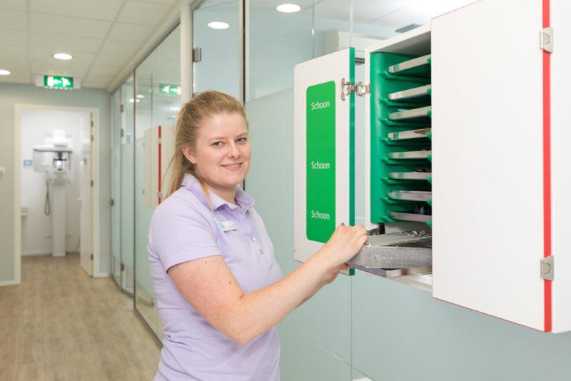 tandartspraktijk Tilburg - sterilisatie Dental Clinics Tilburg Amazone