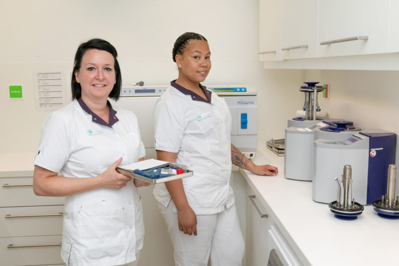 tandartspraktijk Amsterdam centrum – assistentes Dental Clinics Amsterdam Reguliersgracht
