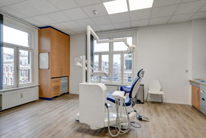 tandarts Amsterdam centrum – interieur Dental Clinics Amsterdam Reguliersgracht