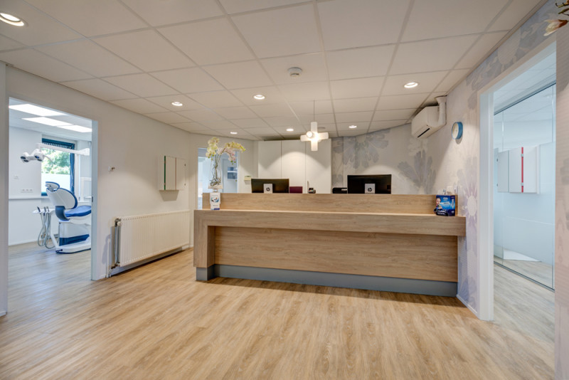 tandarts Monster - interieur Dental Clinics Monster