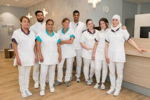tandarts Den Haag Escamp - team Dental Clinics Den Haag Wateringse Veld