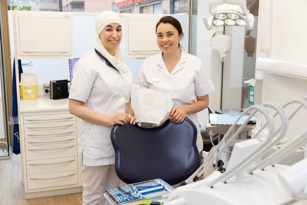 tandarts Den Haag Escamp - tandarts Dental Clinics Den Haag Wateringse Veld