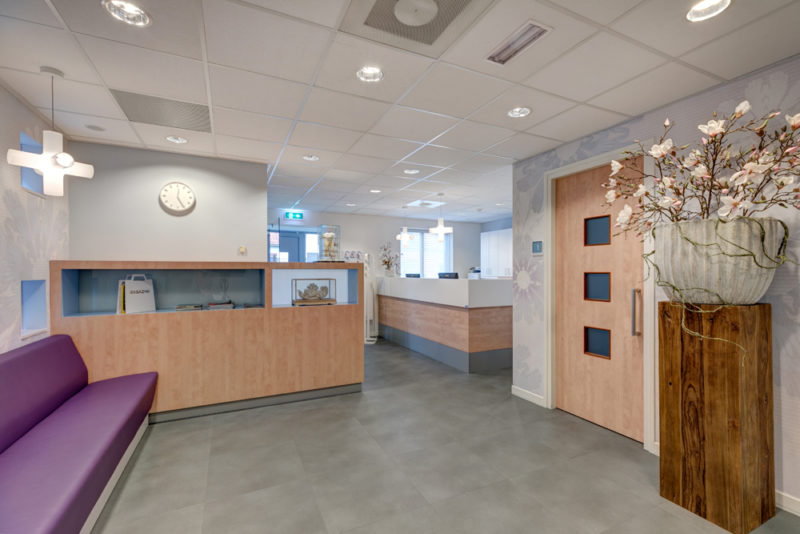 tandarts Ruurlo - wachtkamer Dental Clinics Ruurlo