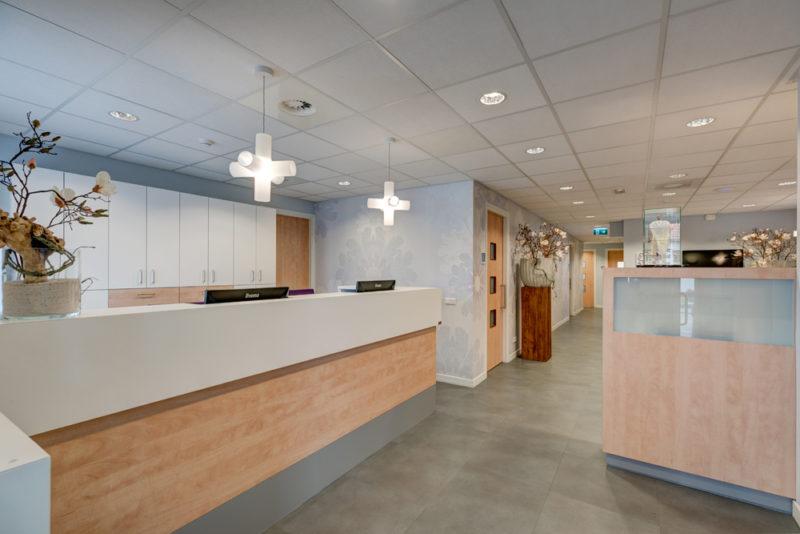 tandarts Ruurlo - receptie Dental Clinics Ruurlo