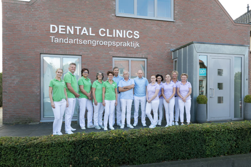 tandarts Ruurlo - team Dental Clinics Ruurlo