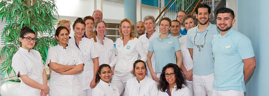 tandarts Dental Clinics Nootdorp team