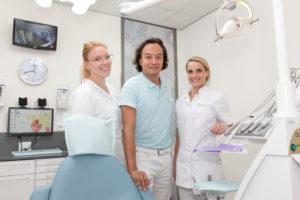 kwaliteit - samen leggen we de last hoger Dental Clinics