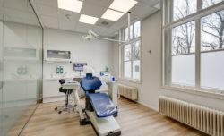 tandartspraktijk Utrecht Oost - behandelkamer Dental Clinics Utrecht Maliebaan