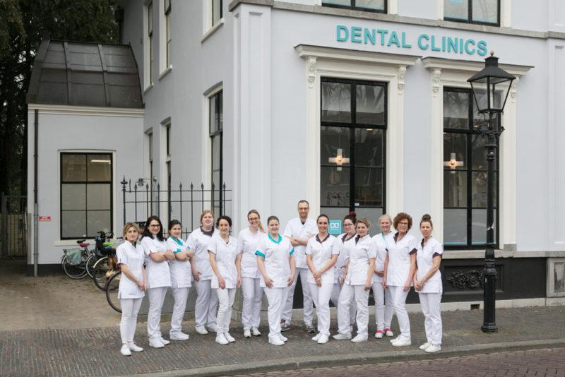 tandarts Utrecht Oost - team Dental Clinics Utrecht Maliebaan