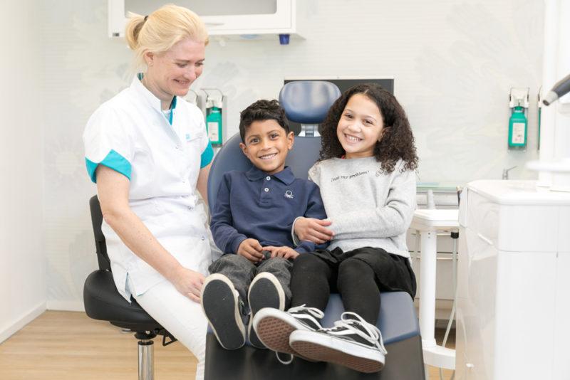 tandarts Utrecht Oost - kinderen Dental Clinics Utrecht Maliebaan