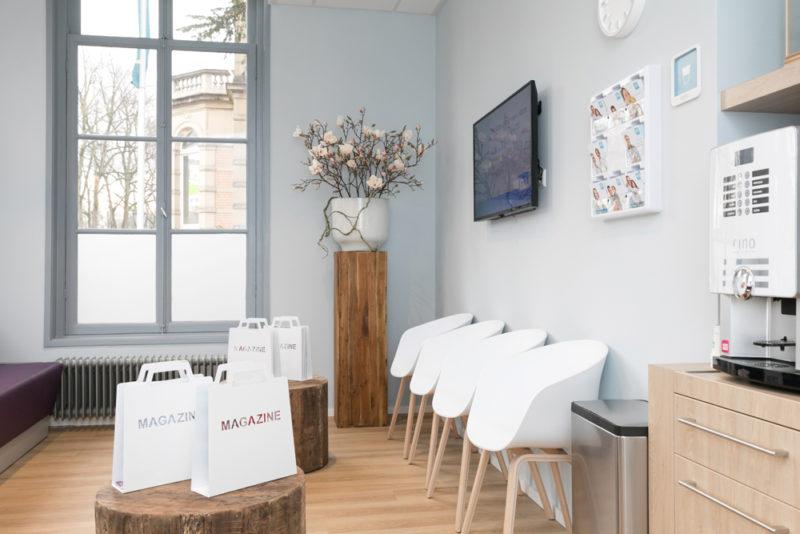 tandartspraktijk Utrecht Oost - wachtkamer Dental Clinics Utrecht Maliebaan