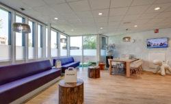 tandartspraktijk Leeuwarden Oost - wachtkamer Dental Clinics Leeuwarden Aldlân