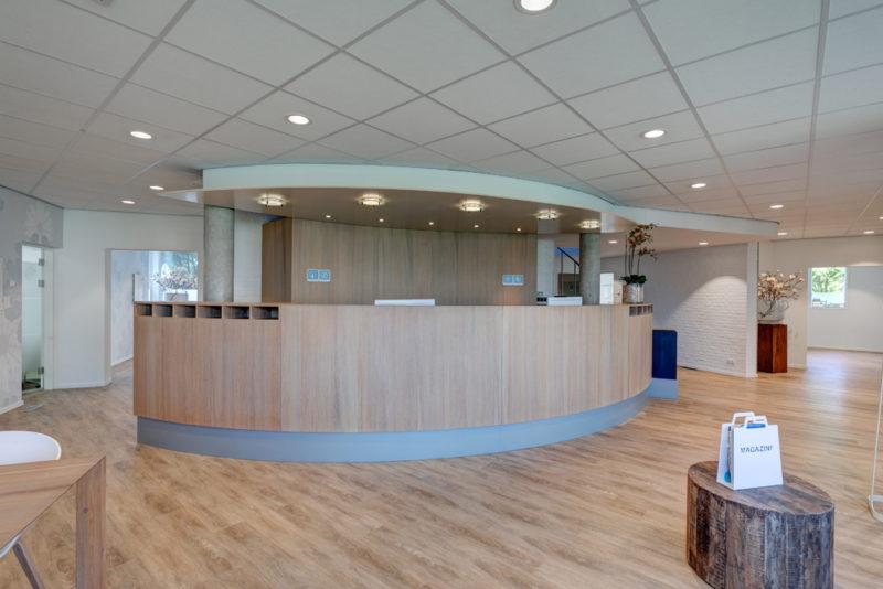 tandartspraktijk Leeuwarden Oost - balie Dental Clinics Leeuwarden Aldlân