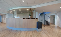 tandarts Leeuwarden Oost - interieur Dental Clinics Leeuwarden Aldlân