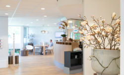 tandartspraktijk Leeuwarden Oost - interieur Dental Clinics Leeuwarden Aldlân