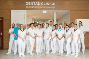 tandarts Leeuwarden centrum - team Dental Clinics Leeuwarden