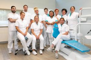 tandarts Gouda Burghvliet - team Dental Clinics Gouda Burghvliet