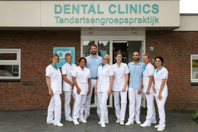 tandarts Leek - team Dental Clinics Leek