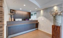 tandartspraktijk Leek - balie Dental Clinics Leek