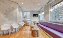 tandartspraktijk Gouda Greenline - wachtkamer Dental Clinics Gouda Greenline