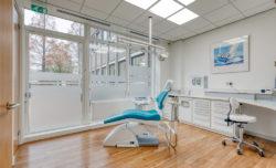 tandarts Gouda Greenline - behandelkamer Dental Clinics Gouda Greenline