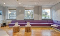 tandartspraktijk Gouda Greenline - wachtruimte Dental Clinics Gouda Greenline