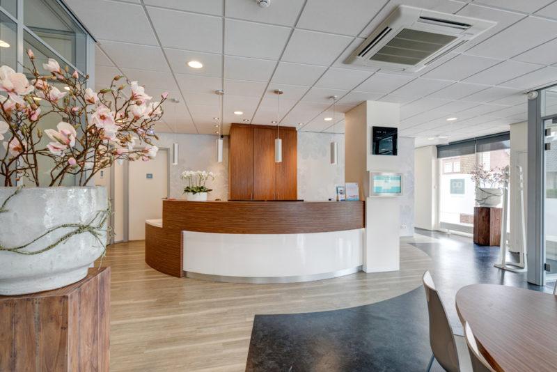 tandartspraktijk Best - receptie Dental Clinics Best