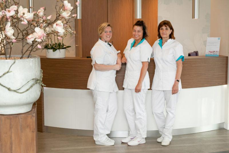 tandarts Best - receptie Dental Clinics Best