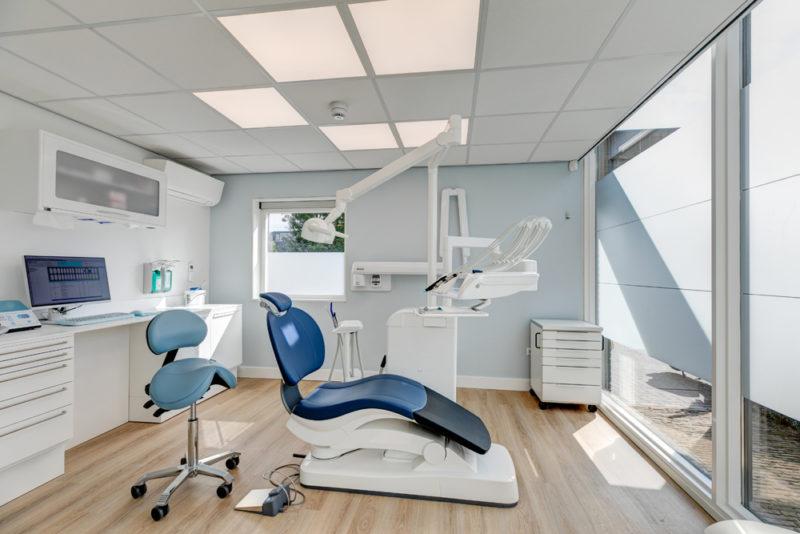 tandarts Zoetermeer centrum - behandelkamer Dental Clinics Zoetermeer Nabij