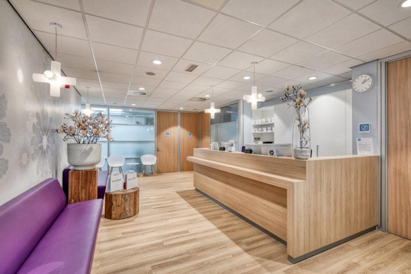 tandartspraktijk Dordrecht - balie Dental Clinics Dordrecht