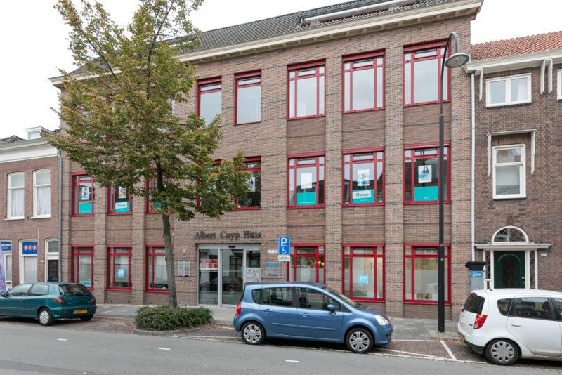tandartspraktijk Dordrecht - exterieur Dental Clinics Dordrecht