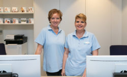 tandarts Dordrecht - receptie Dental Clinics Dordrecht