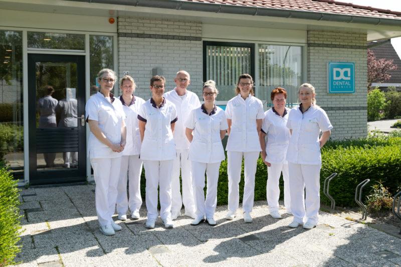 tandarts Dronrijp - team Dental Clinics Dronrijp