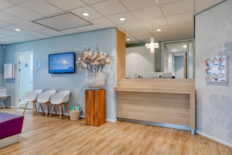 tandartspraktijk Dronrijp - interieur Dental Clinics Dronrijp