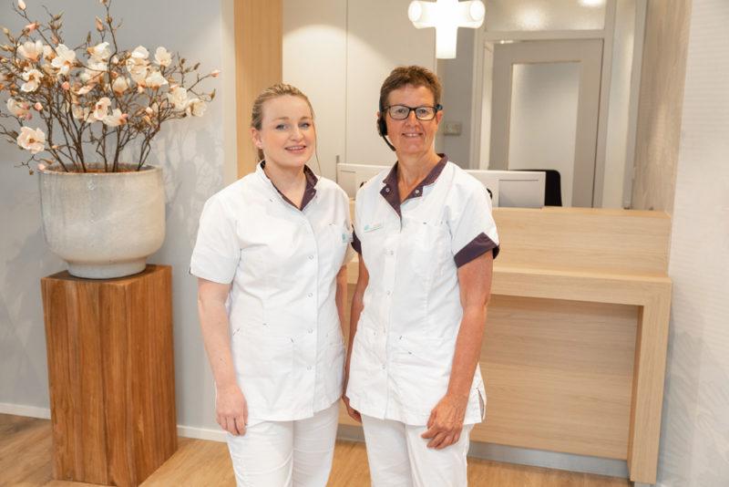 tandarts Dronrijp - receptie Dental Clinics Dronrijp