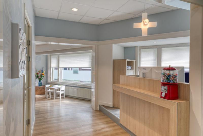 tandartspraktijk Rotterdam Hillegersberg - interieur Dental Clinics Rotterdam Berglustlaan