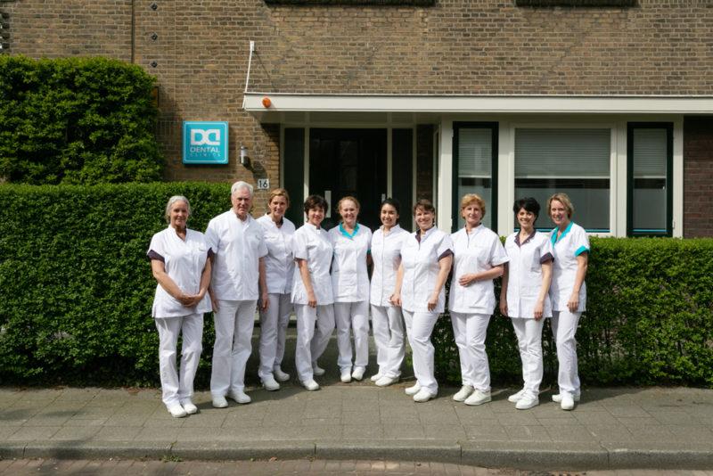 tandartspraktijk Rotterdam Hillegersberg - team Dental Clinics Rotterdam Berglustlaan
