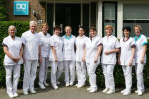tandarts Rotterdam Hillegersberg - team Dental Clinics Rotterdam Berglustlaan