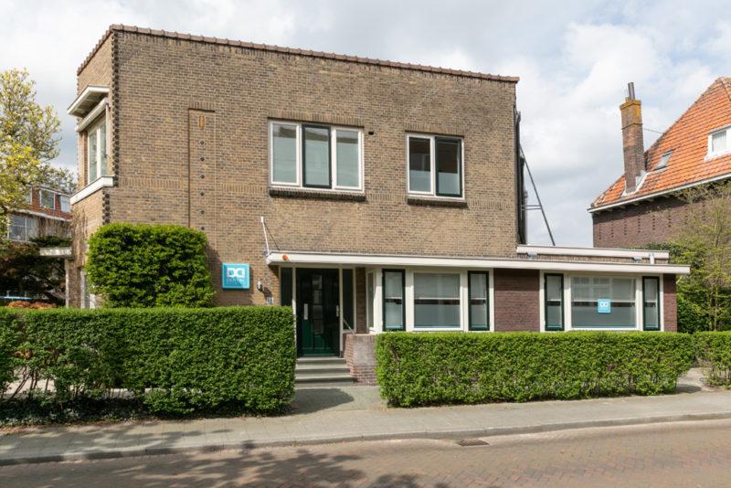 tandarts Rotterdam Hillegersberg - gebouw Dental Clinics Rotterdam Berglustlaan