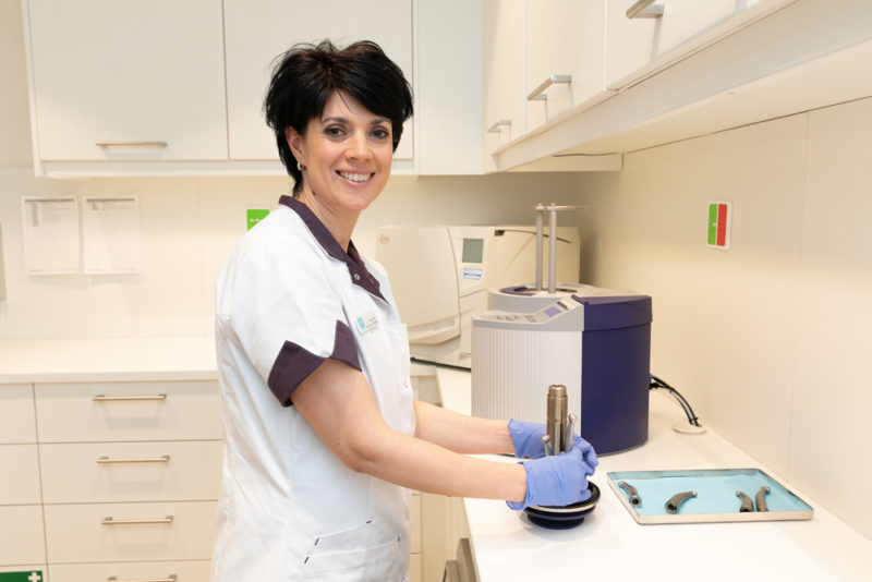 tandarts Rotterdam Hillegersberg - sterilisatie Dental Clinics Rotterdam Berglustlaan