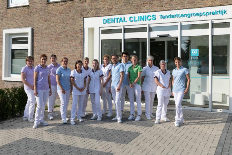 tandarts Grave Ravelijn - team Dental Clinics Grave Ravelijn