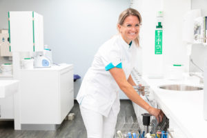 tandarts Breda West - sterilisatie Dental Clinics Breda Belcrum Linie