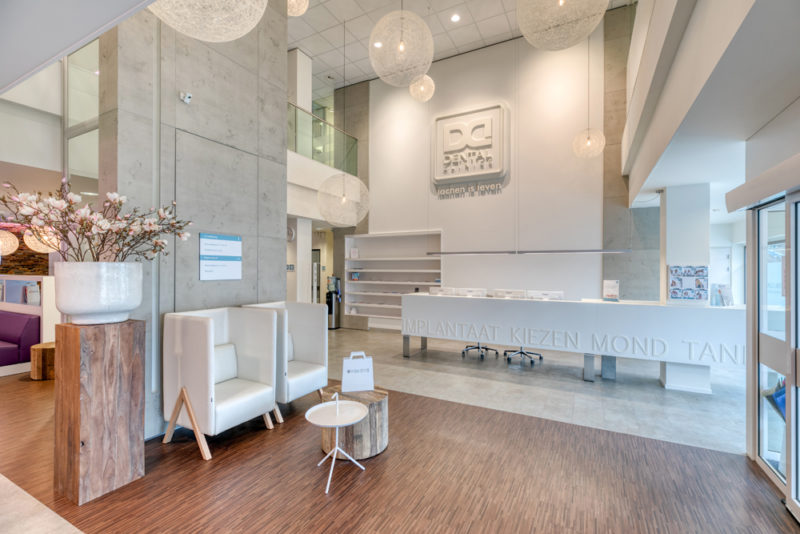 tandartspraktijk Vlissingen - interieur Dental Clinics Vlissingen