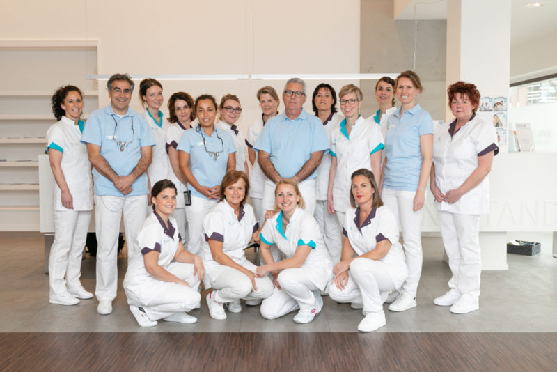 tandarts Vlissingen - team Dental Clinics Vlissingen